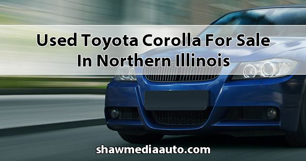 Used Toyota Corolla for sale in Northern Illinois