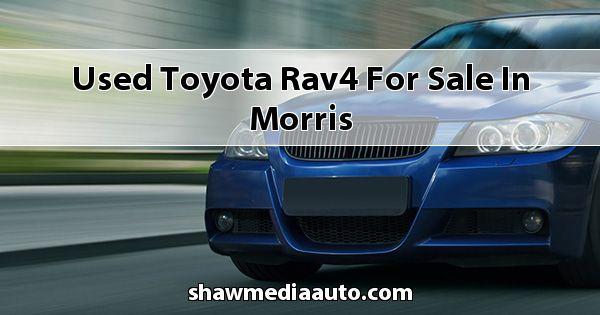 Used Toyota RAV4 for sale in Morris
