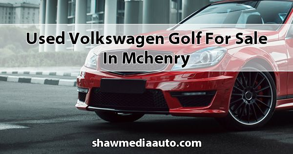 Used Volkswagen Golf for sale in Mchenry
