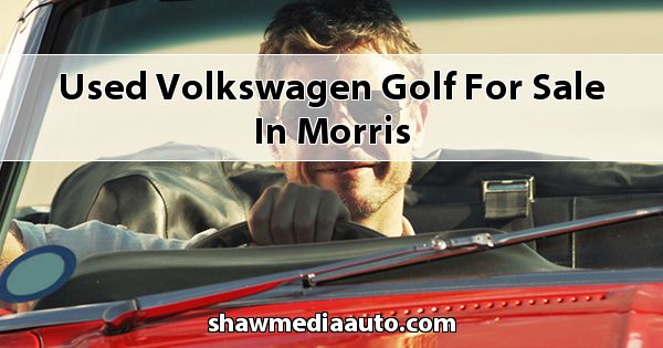 Used Volkswagen Golf for sale in Morris
