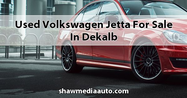 Used Volkswagen Jetta for sale in Dekalb