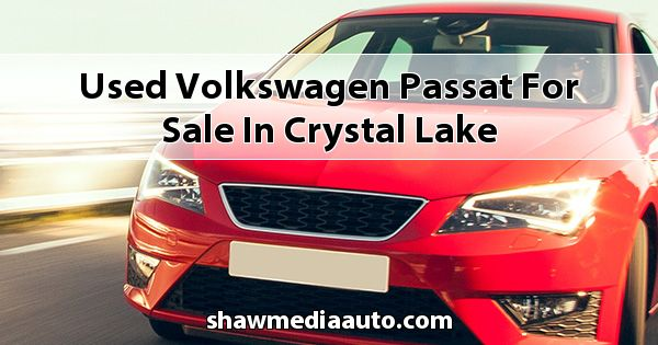 Used Volkswagen Passat for sale in Crystal Lake