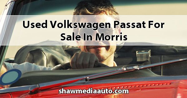 Used Volkswagen Passat for sale in Morris