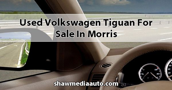 Used Volkswagen Tiguan for sale in Morris