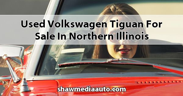 Used Volkswagen Tiguan for sale in Northern Illinois