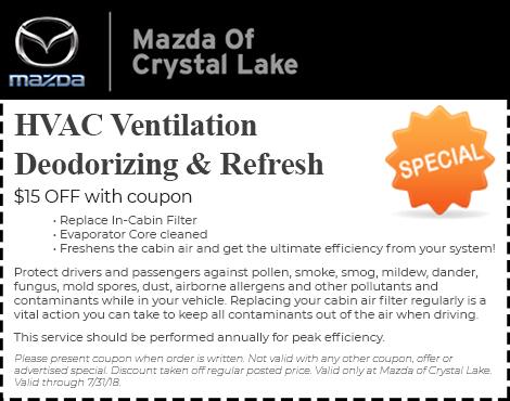 HVAZ Ventilation Deodorizing & Refresh