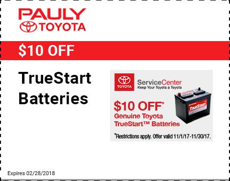 TrueStar Batteries