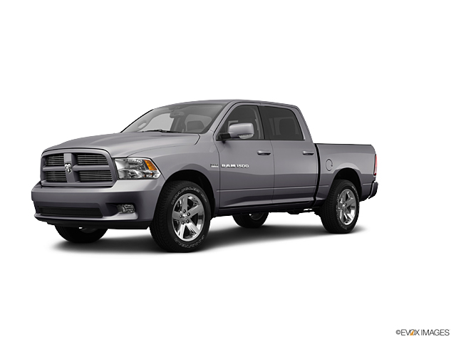 Pre-Owned 2012 Ram 1500 4WD Crew Cab 5.7 Ft Box Sport