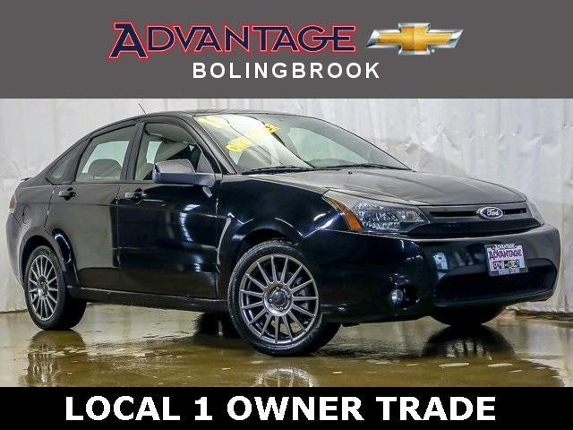Pre-Owned 2011 Ford Focus 4dr Sdn SES