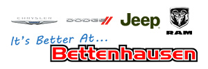 Bettenhausen CDJR Used Car Specials in Tinley Park