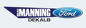Manning Ford Used Car Specials in DeKalb